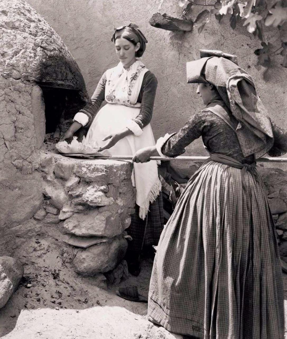 Il dono del pane e lo sciamanesimo femminile